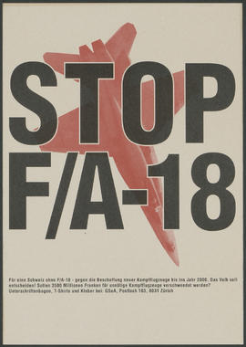 STOP F/A-18