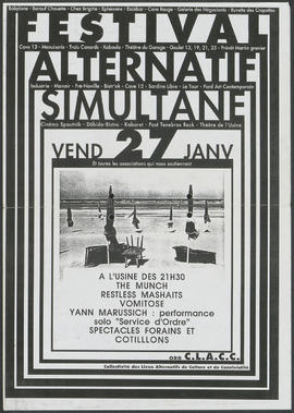 Festival alternatif simultané
