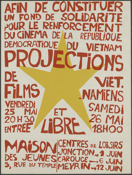 Projections de films vietnamiens